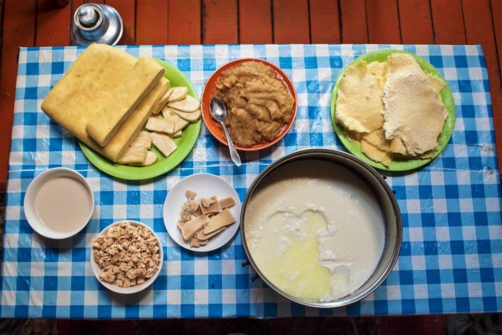 Sữa Mông Cổ