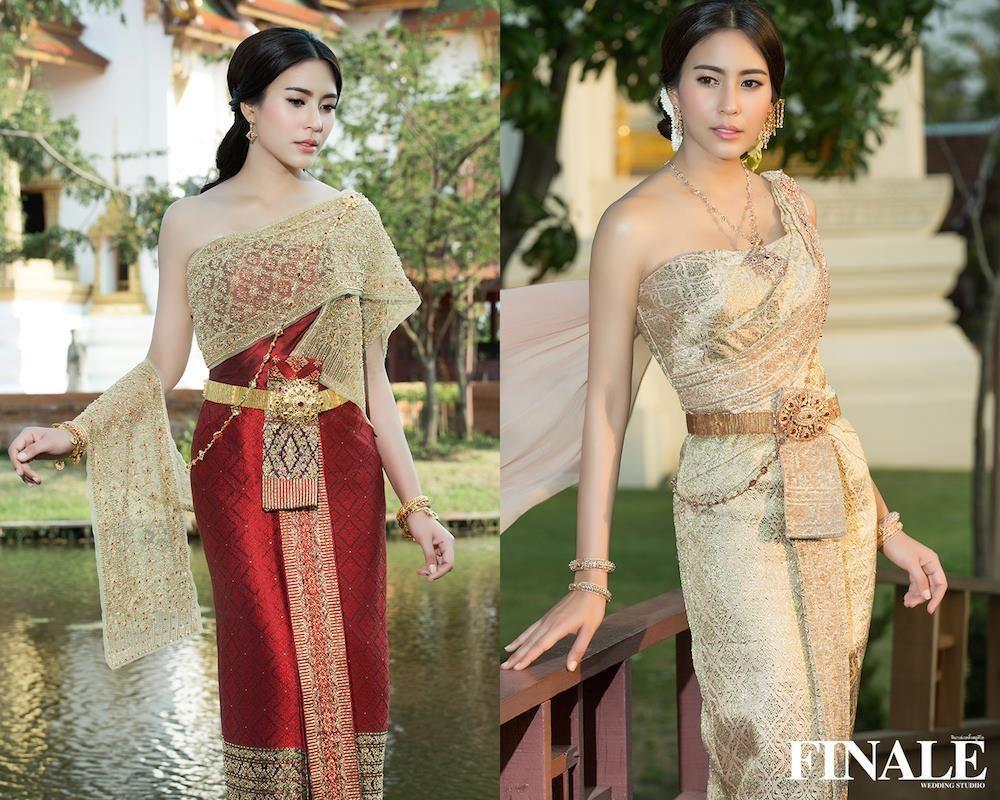 Trang phục dân tộc Thái Lan