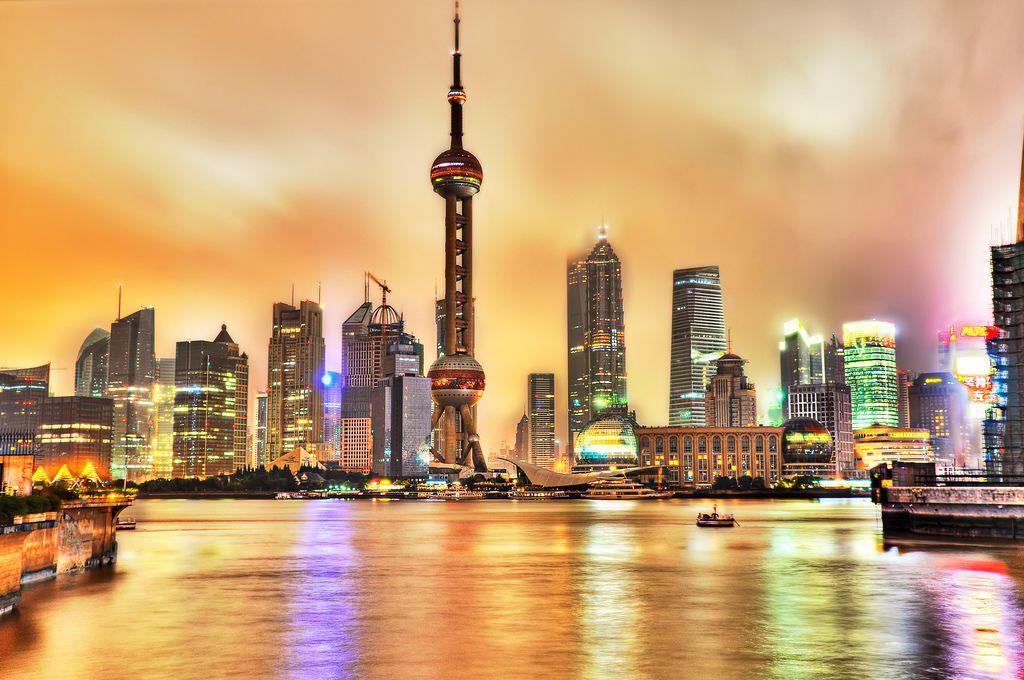 Thượng Hải - Thành phố của hiện đại và truyền thống