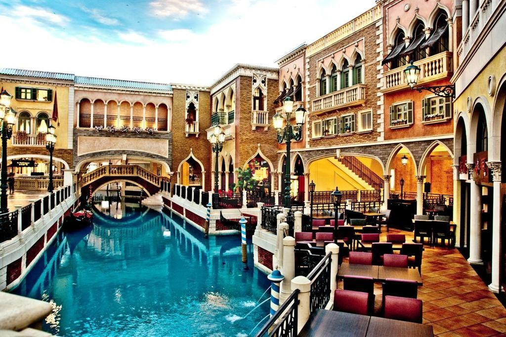 Macau hiện đại và sang trọng