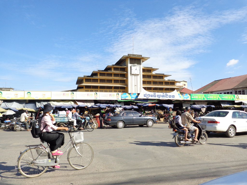 Battambang - Thành phố của sự thanh bình