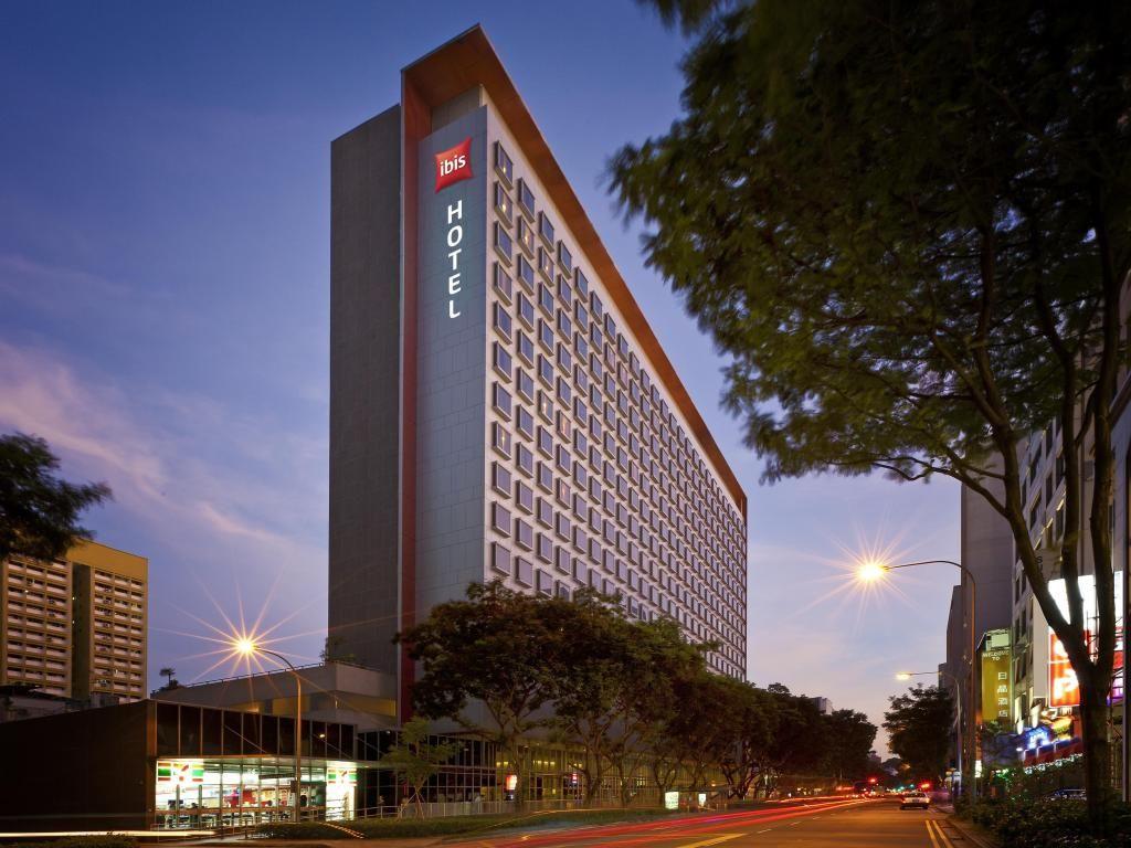 Ibis Singapore trên Bencoolen