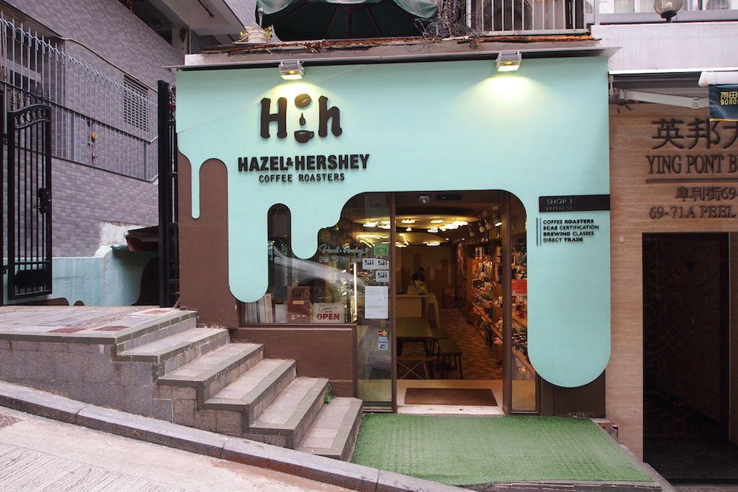 Hazel & Hershey Cafe