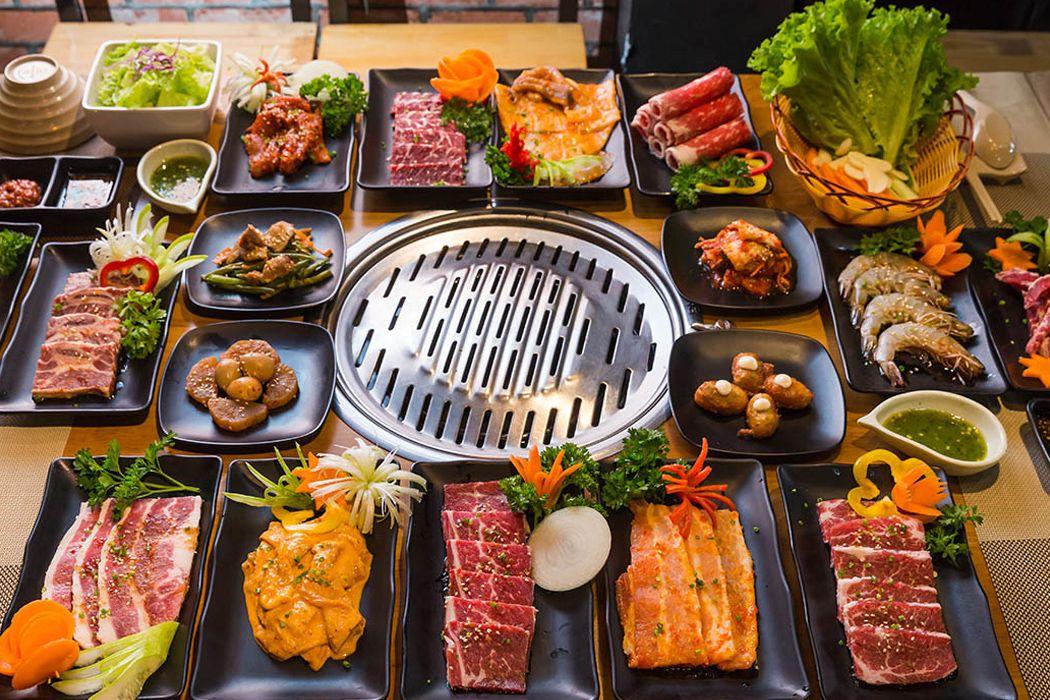 Nhà hàng Tokori BBQ