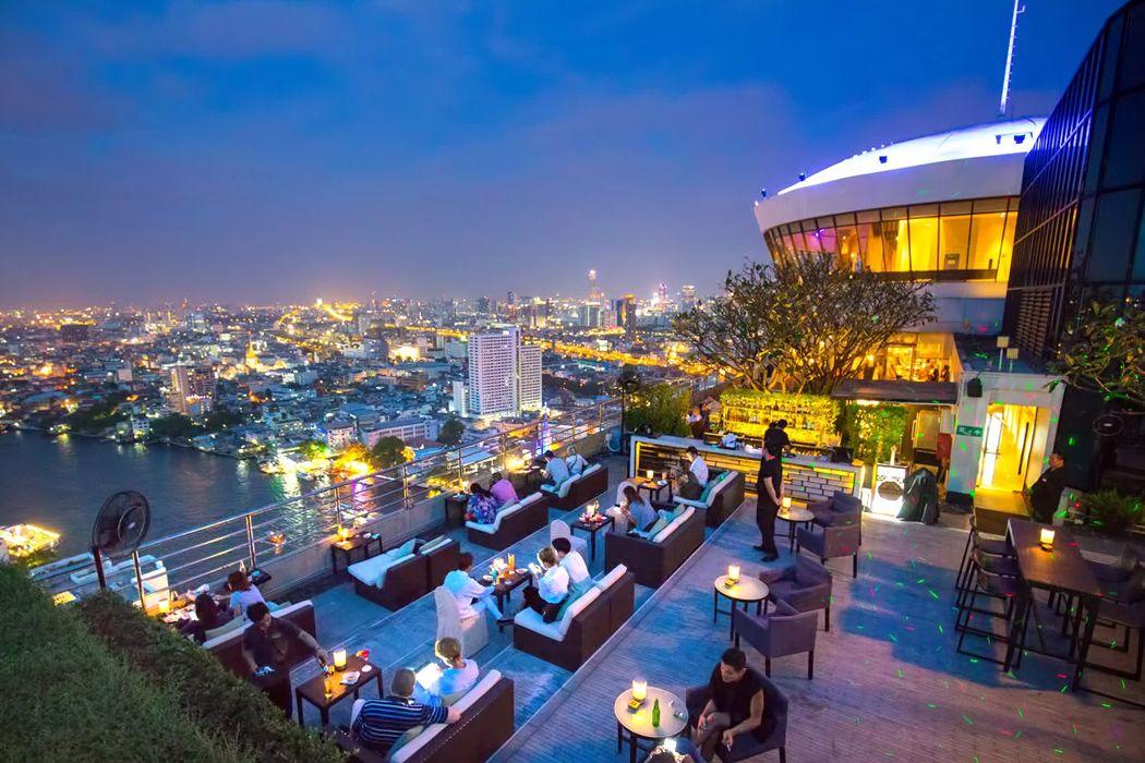 Three Sixty at Millennium Hilton Bangkok