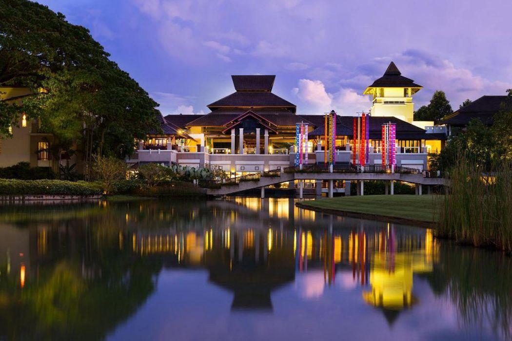 Favoat Le Meridien Chiang Rai Resortla