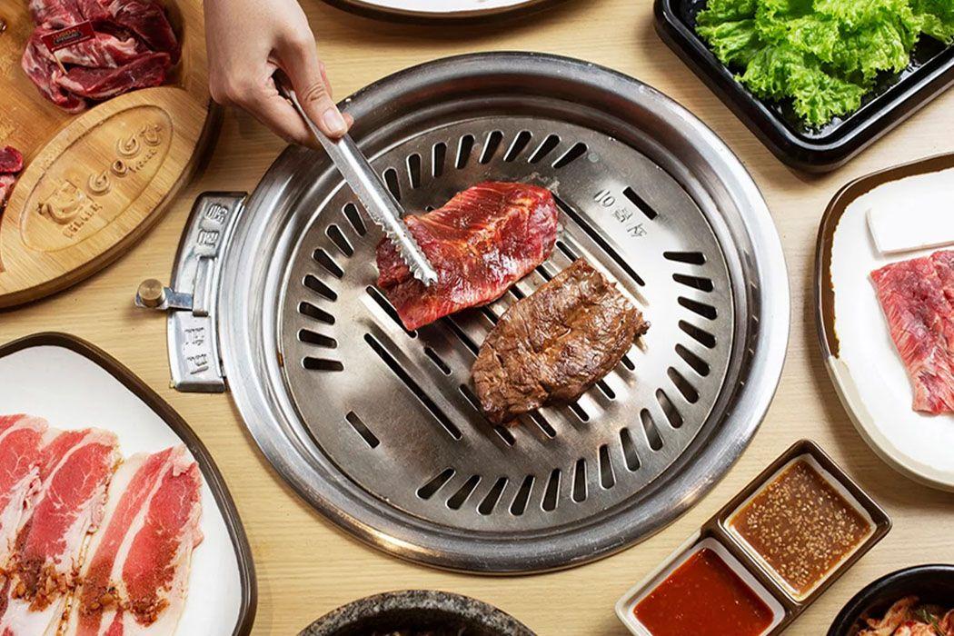 Gogi House được biết đến là một trong những chuỗi nhà hàng buffet nướng kiểu Hàn