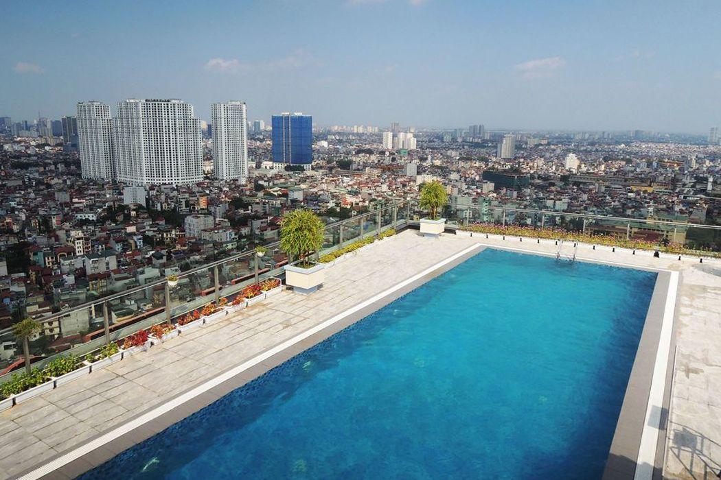 Trill Pool – Bể bơi của Trill Group