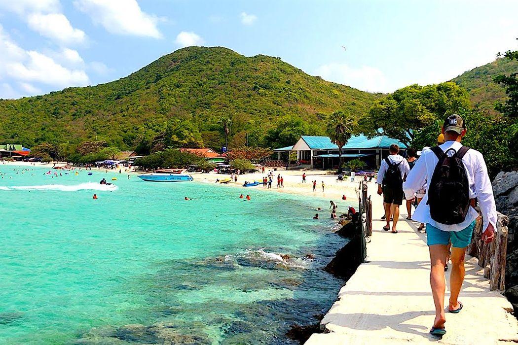 Bãi biển Koh Larn