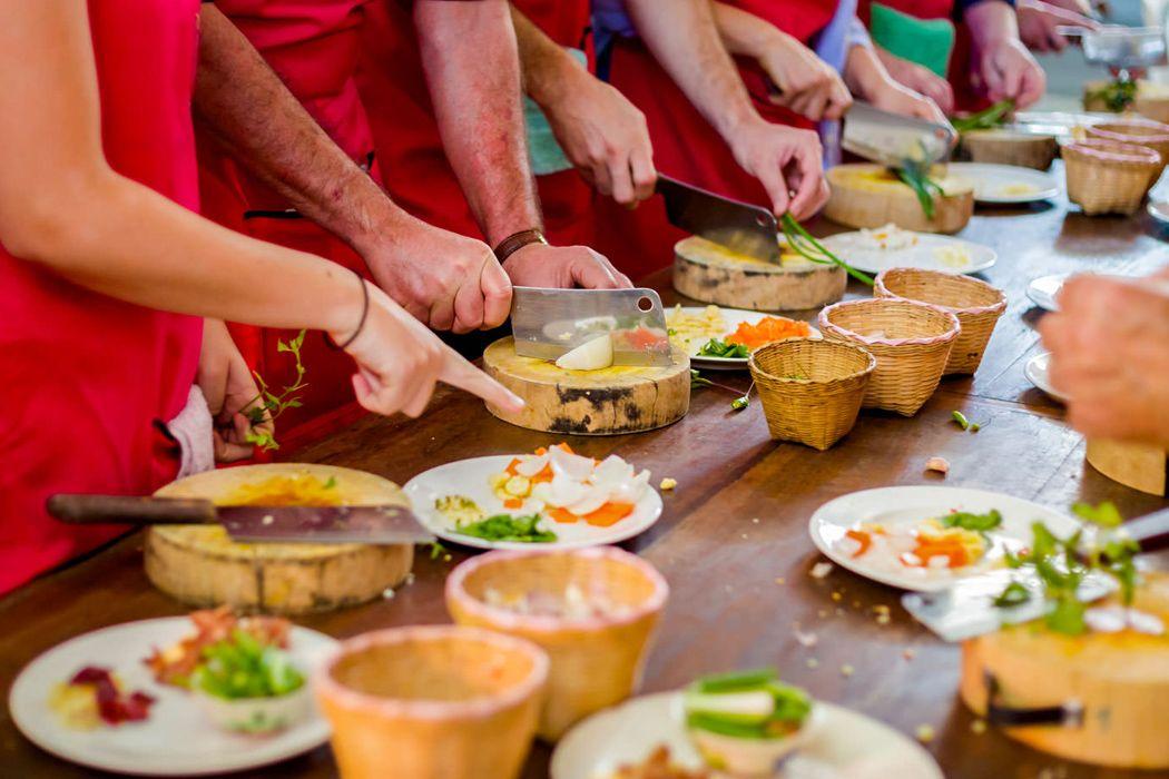 Pum's Thai Cooking School
