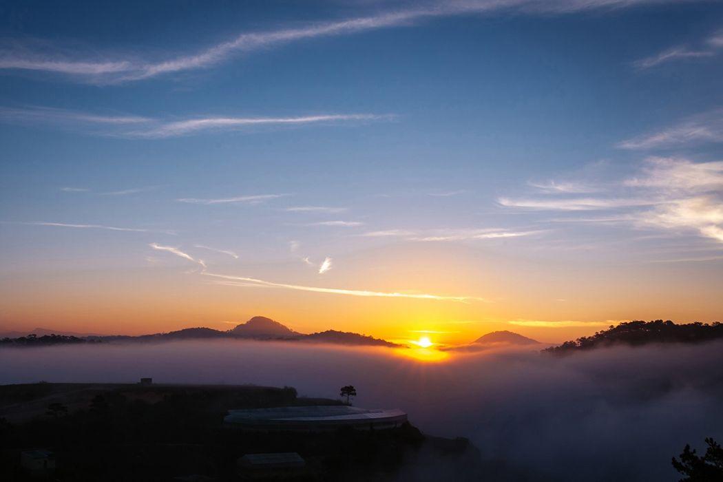 Đồi Thiên Phúc Đức Đà Lạt - Địa điểm săn mây hoàn hảo