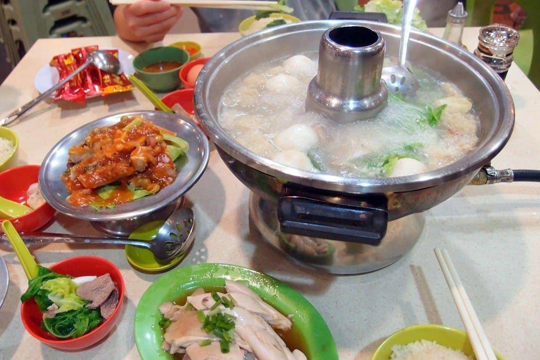 Thien Kee Steamboat Restaurant