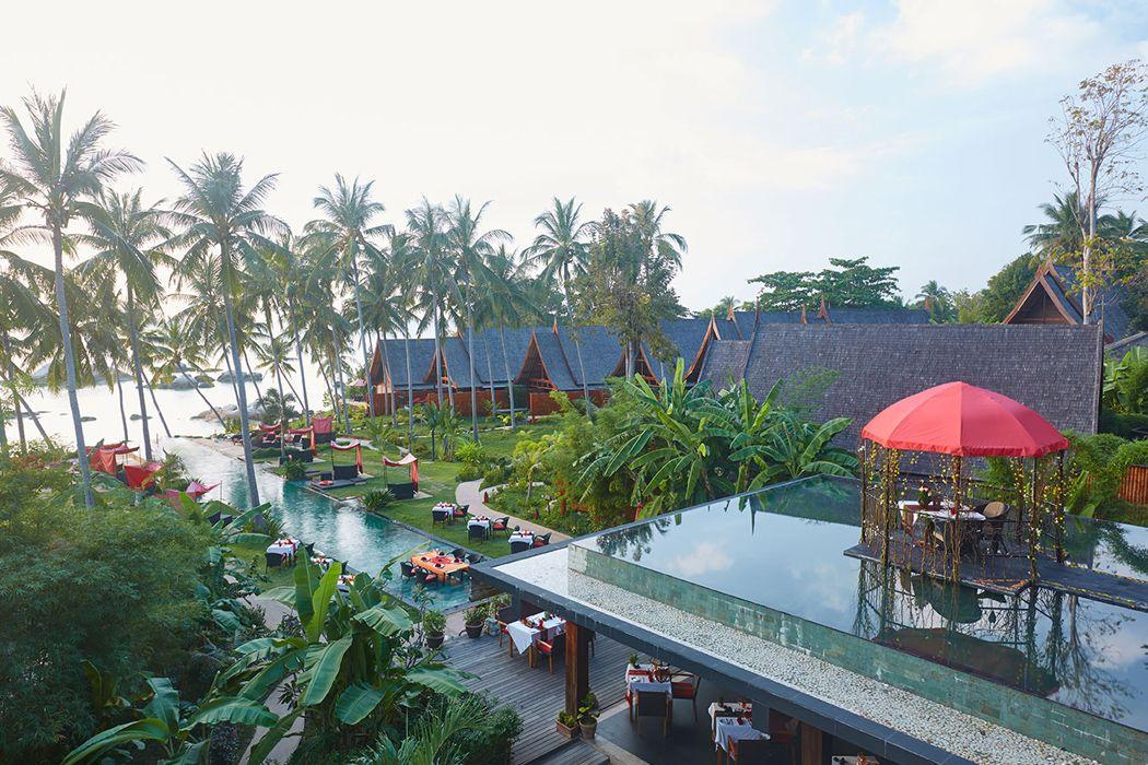Kupu Kupu Phangan Beach Villas & Spa