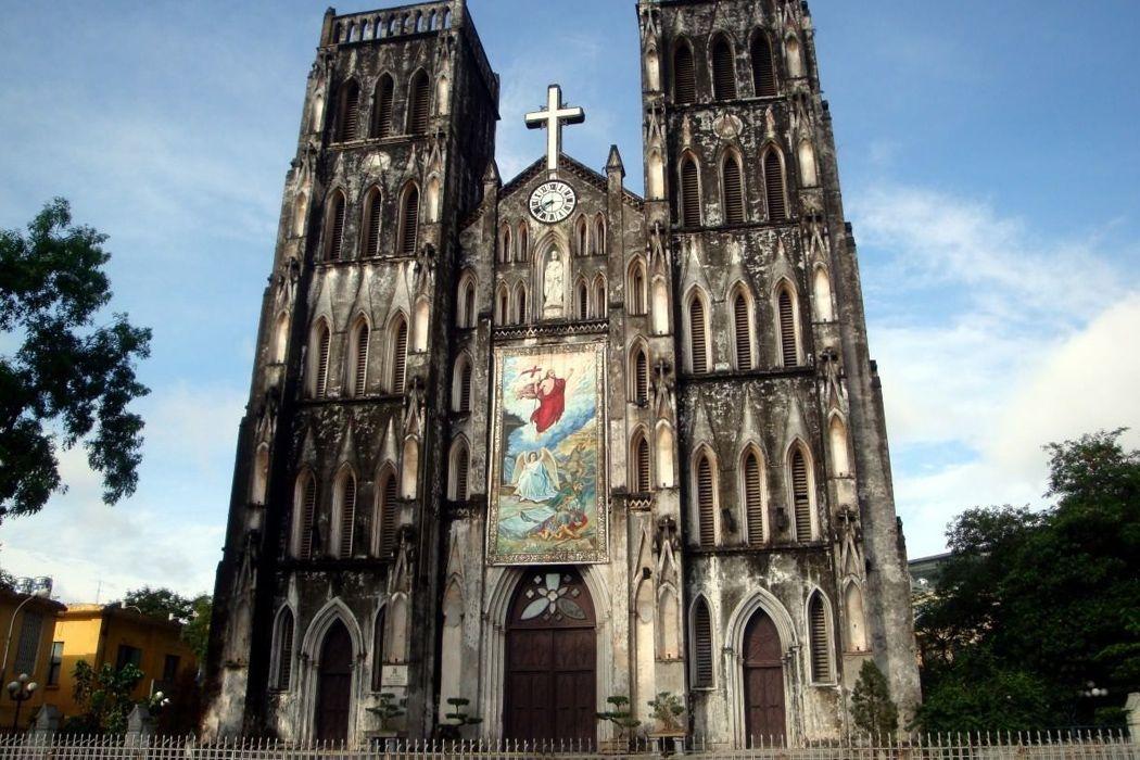 Lịch sử của Nhà thờ lớn Hà Nội