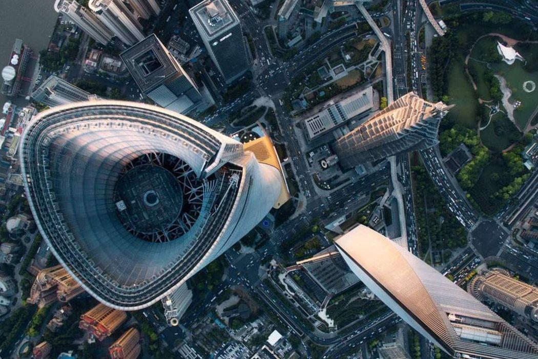 Tầng quan sát Thượng Hải trên tầng 118