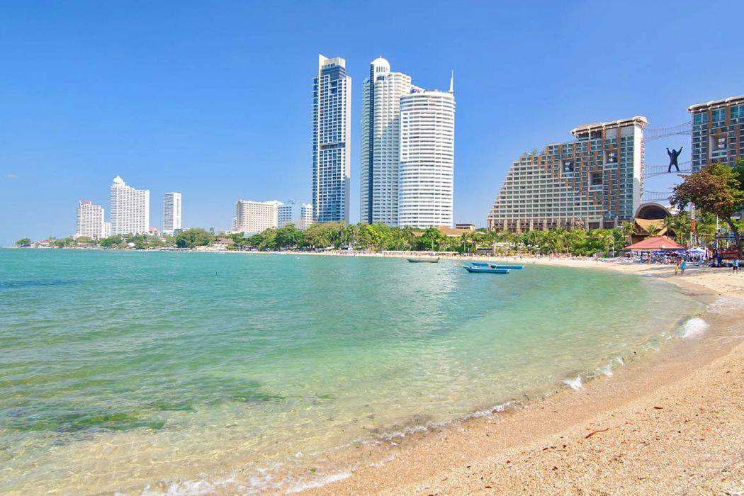 Bãi biển Jomtien