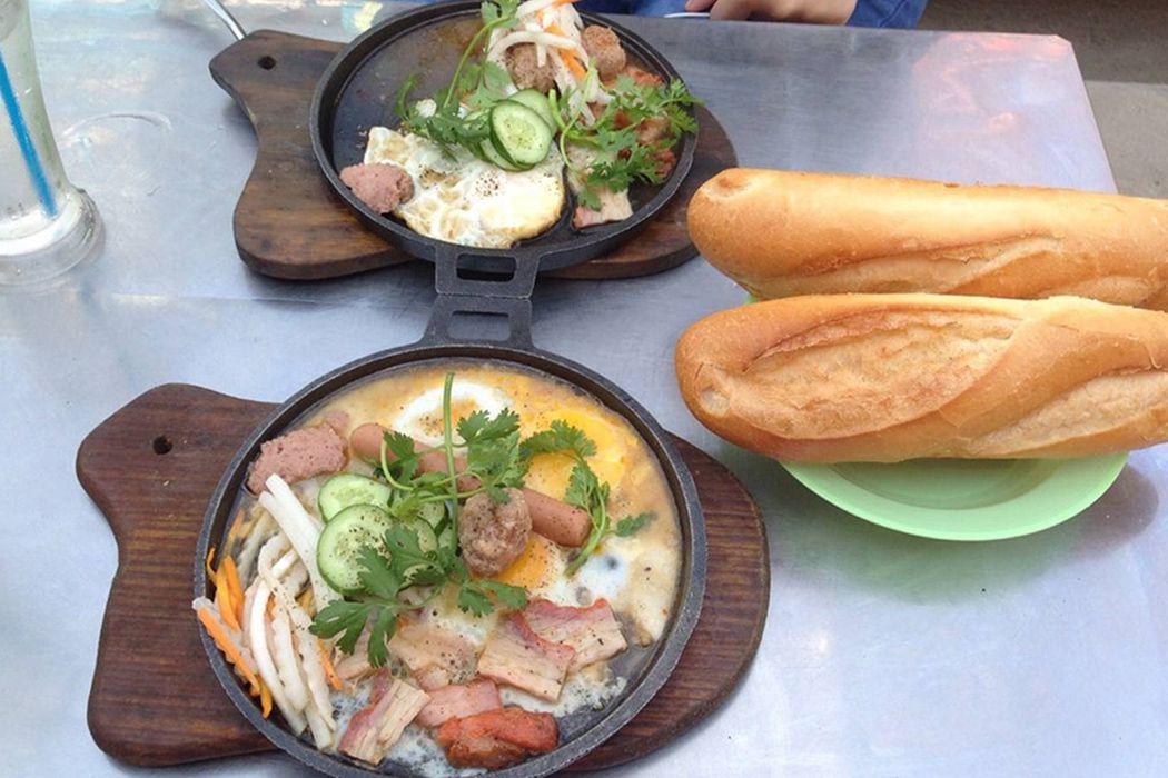 Quán Bánh mì chảo Hạnh Thông tây