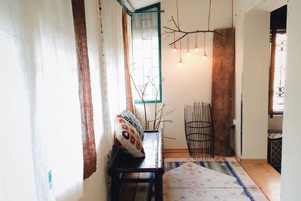 Le Bleu Indie Apartment