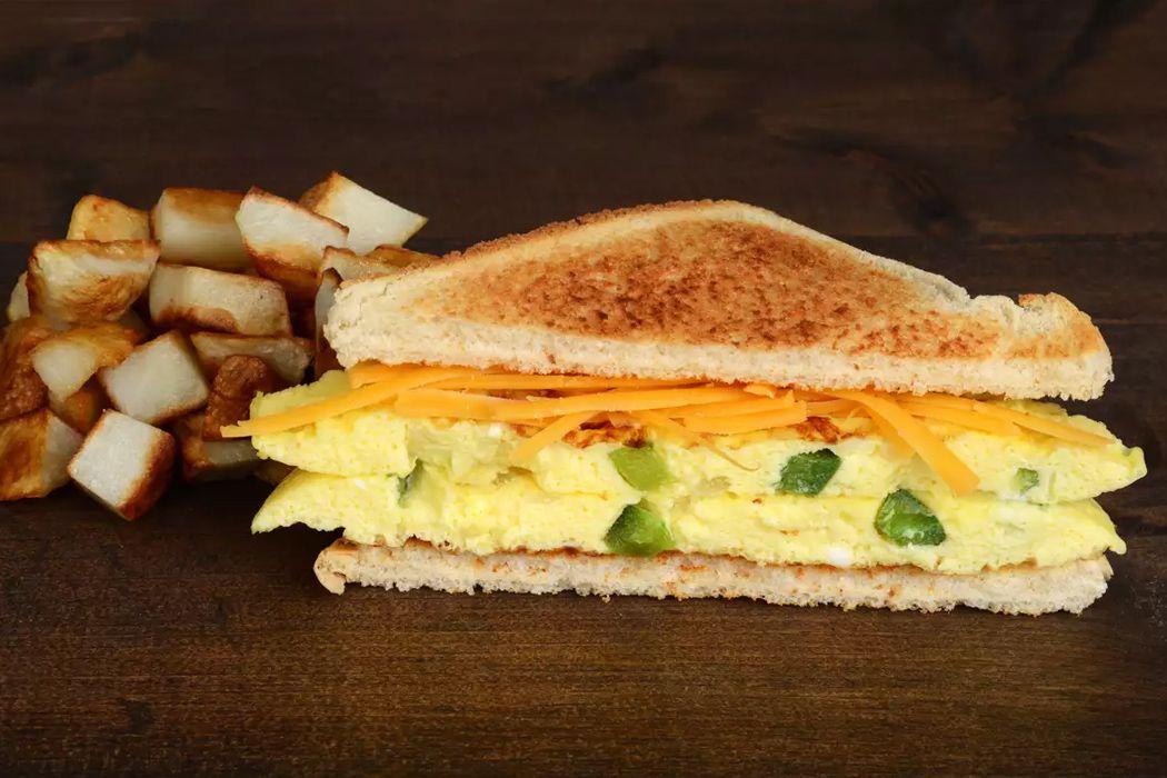 Gaeran tost-u (Bánh sandwich trứng ngọt)