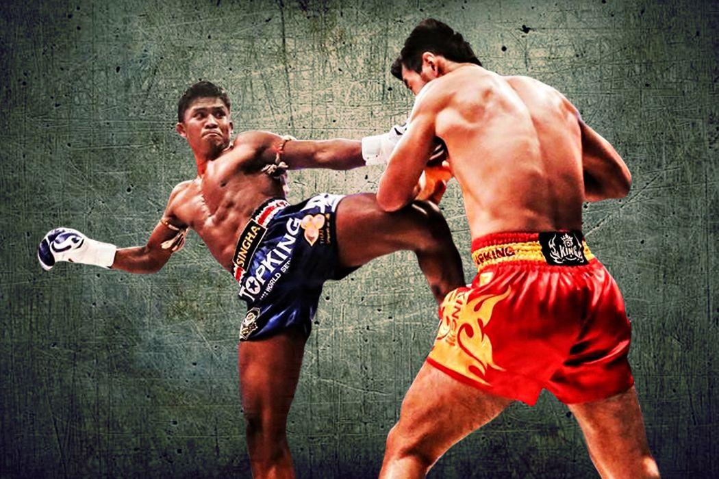 Trải nghiệm bộ môn Muay Thái