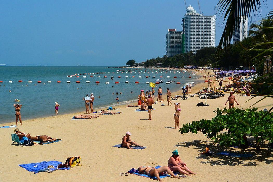 Bãi biển Wong Amat