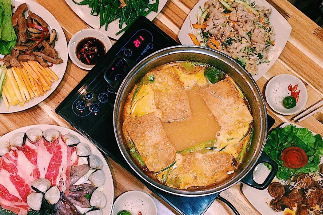 Lẩu Dính - Đống Đa, Hà Nội
