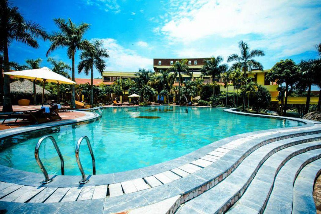 Bể bơi khách sạn Asean