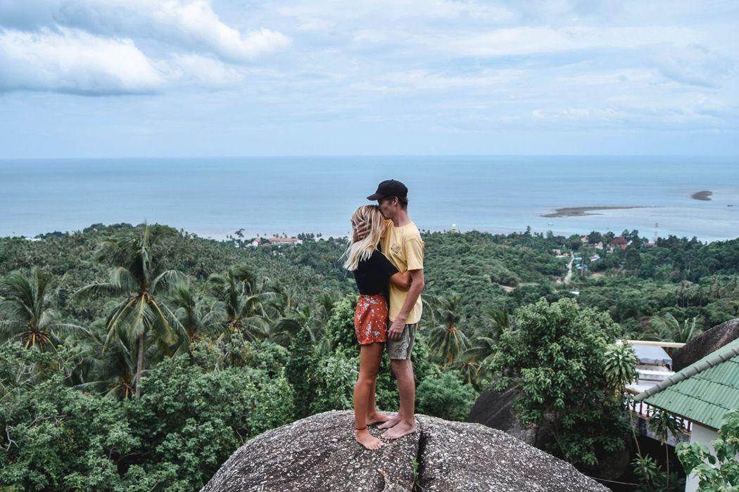 Bức ảnh tuyệt đẹp tại Koh Samui, Thái Lan