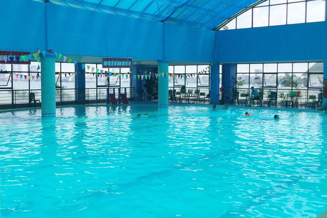 Bể bơi Sense Aqua & Spa