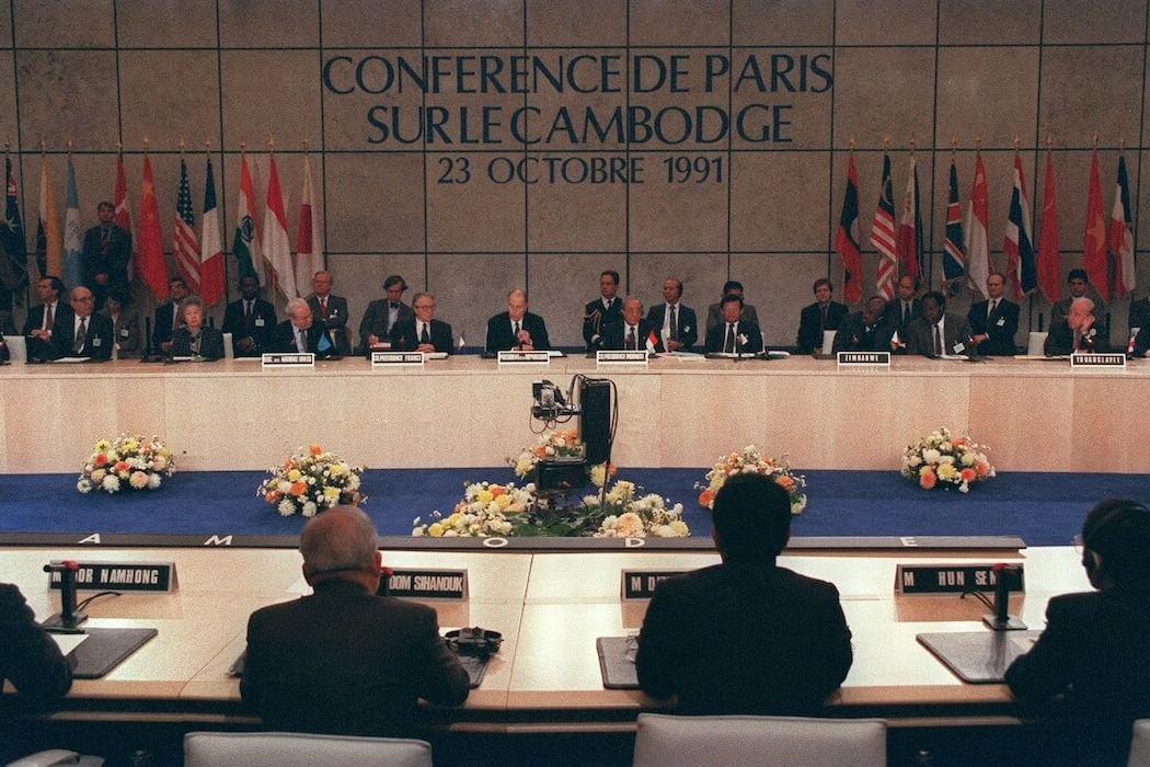 Ngày ký Hiệp ước Hòa bình Paris