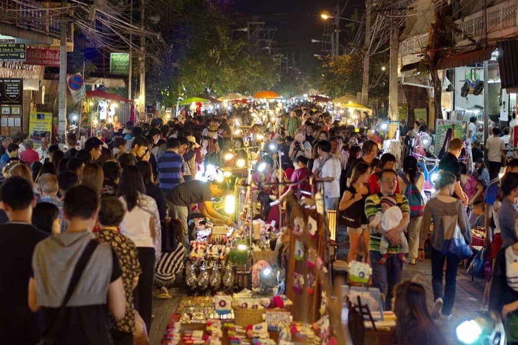 Chợ đêm Koh Samui