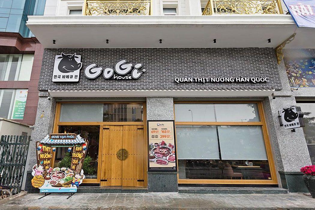 Nhà hàng Gogi House