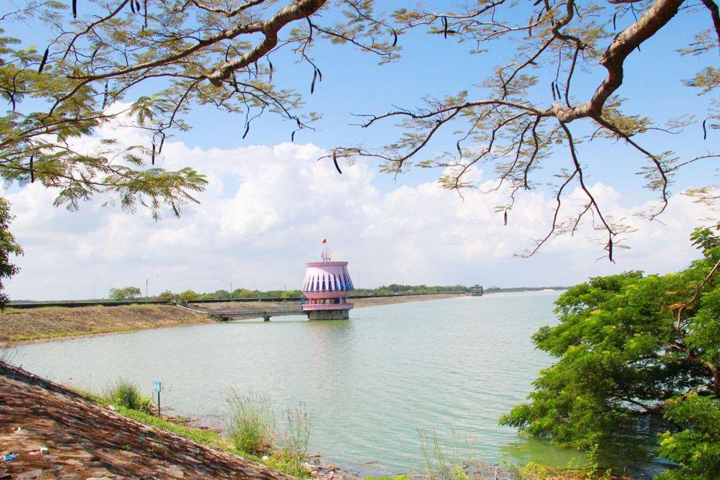 Cảnh đẹp Hồ Dầu Tiếng