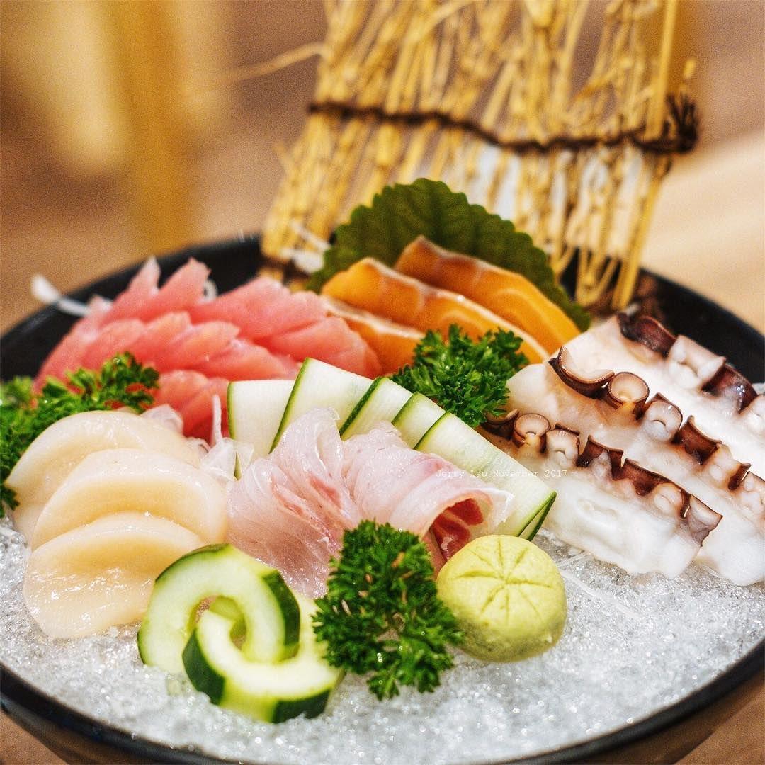 Quán Hanami Sushi