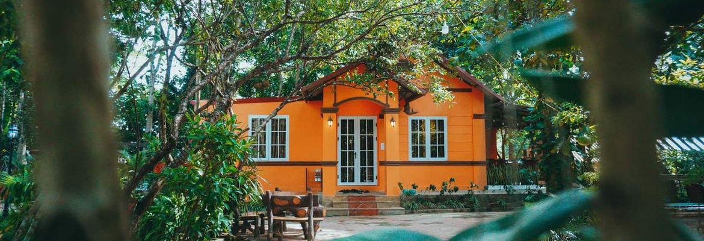 khuon vien hm house villa by de vuz homestay hoa binh