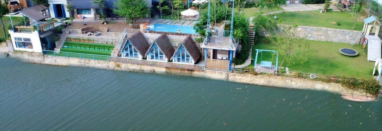 tochi lakeside homestay ba vi