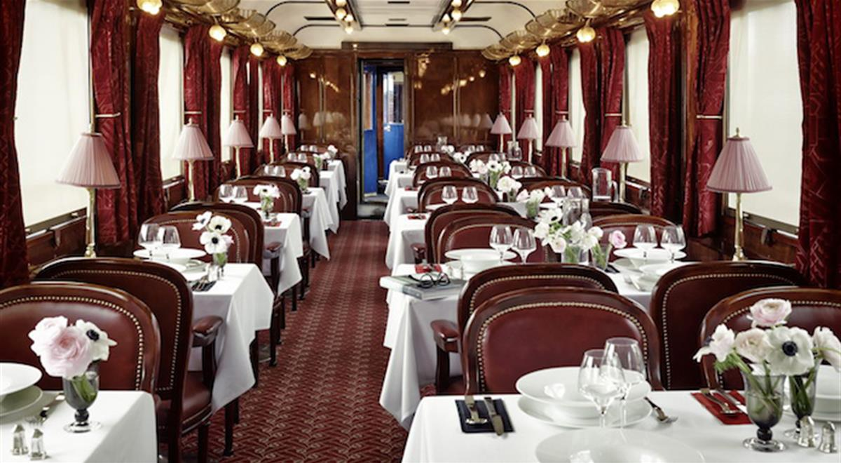 Nhà hàng Orient Express French