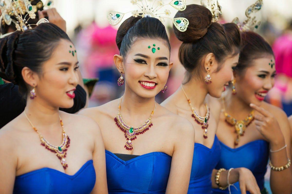 Thái Lan, đất nước của những nụ cười