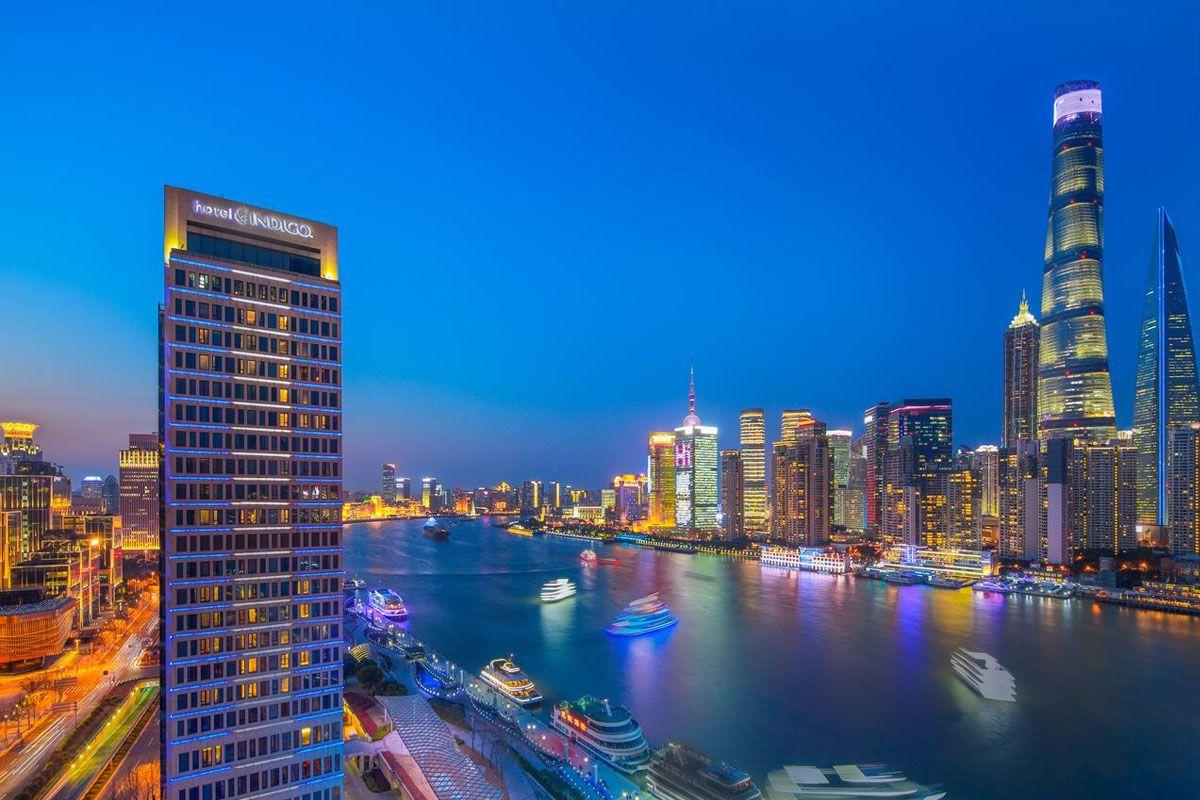 Thượng Hải - Thành phố không ngủ