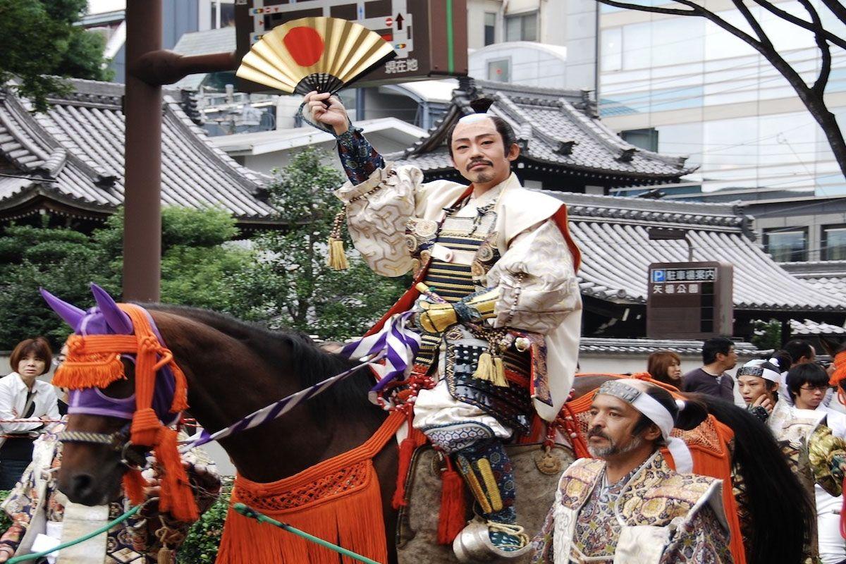 Lễ hội Daimyo Gyoretsu, Hakone