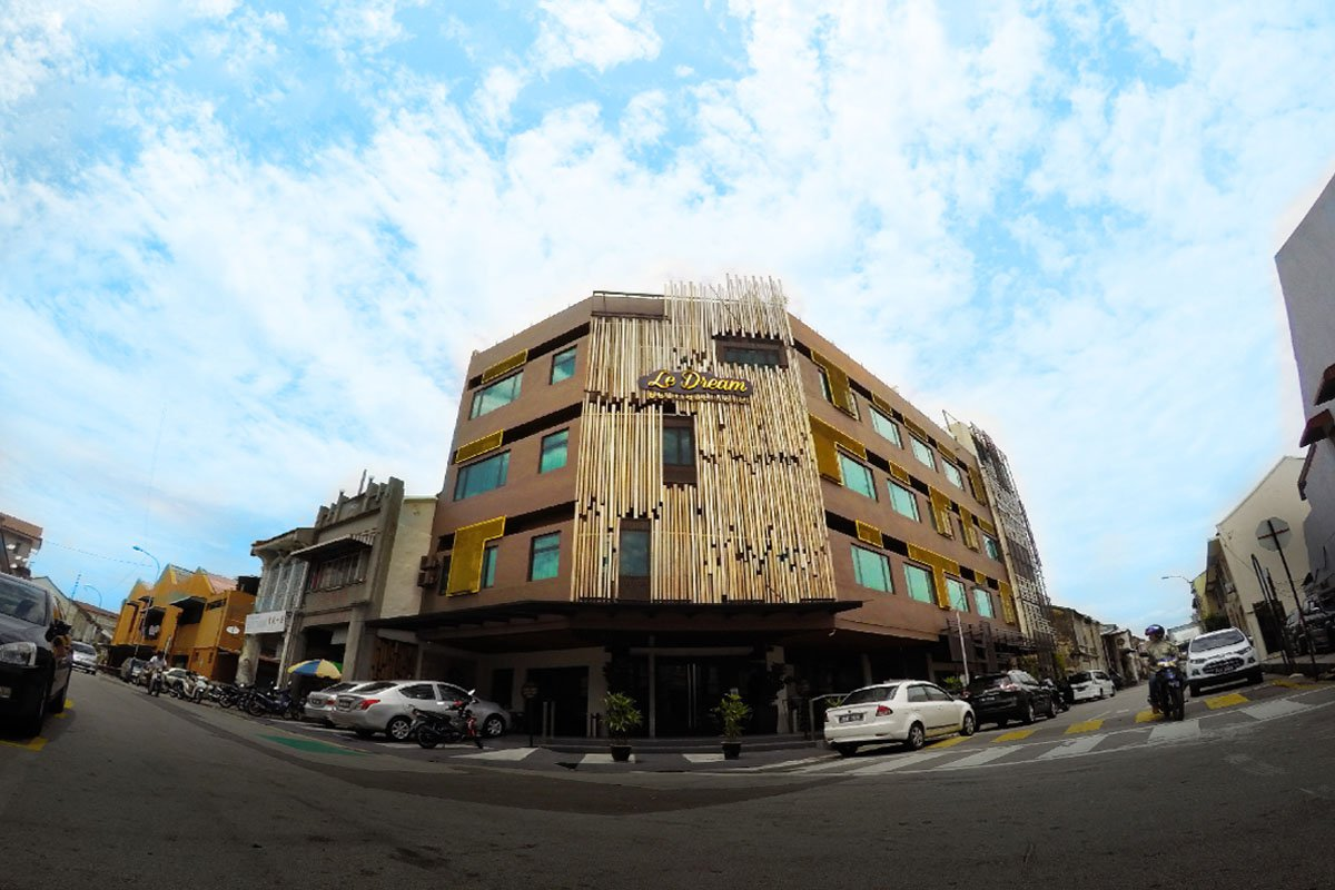 Le Dream Boutique Hotel, George Town