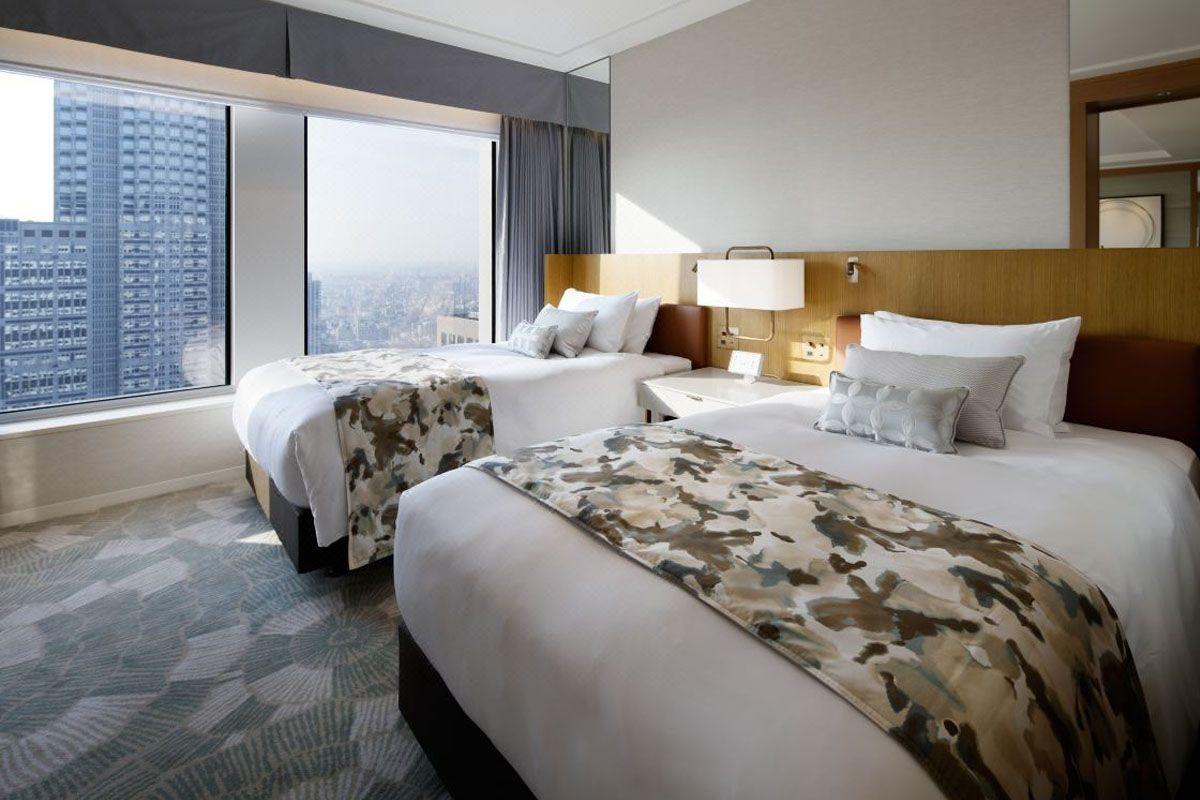 Phòng khách sạn tại Keio Plaza Hotel