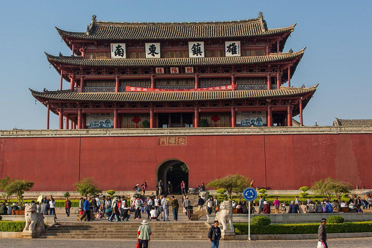 Tháp Chaoyang - Triều Dương
