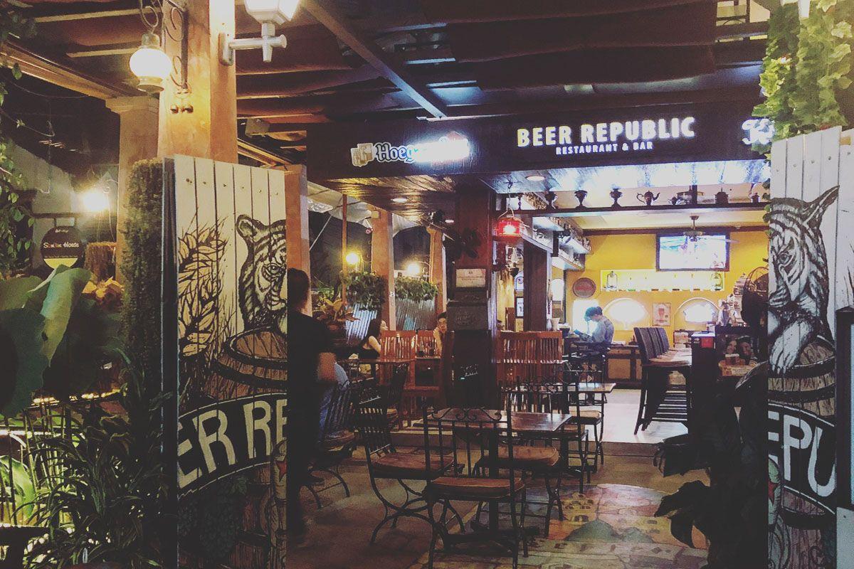 The Beer Republic