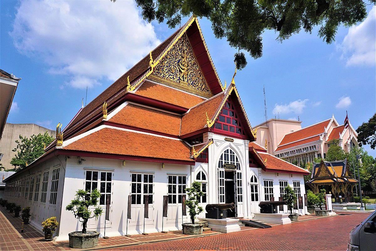 Tham quan bảo tàng quốc gia Bangkok