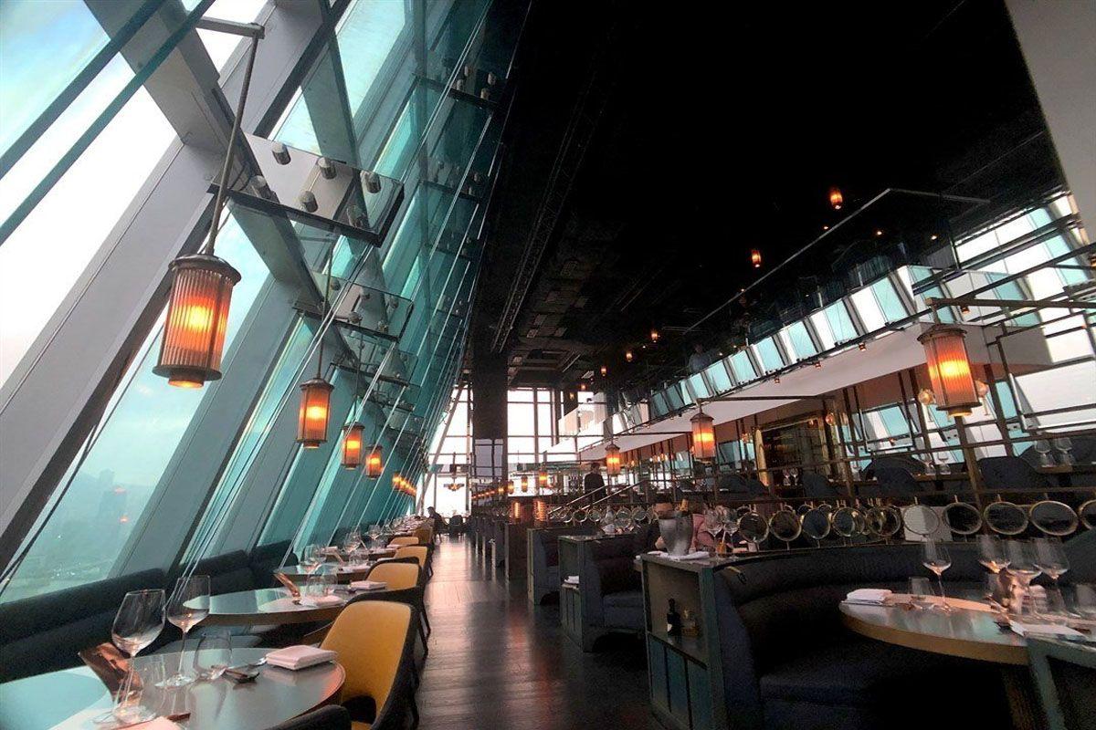 Nhà hàng Aqua