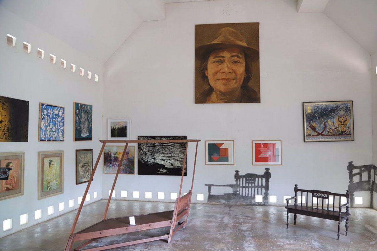 Phòng trưng bày nghệ thuật Nan Riverside