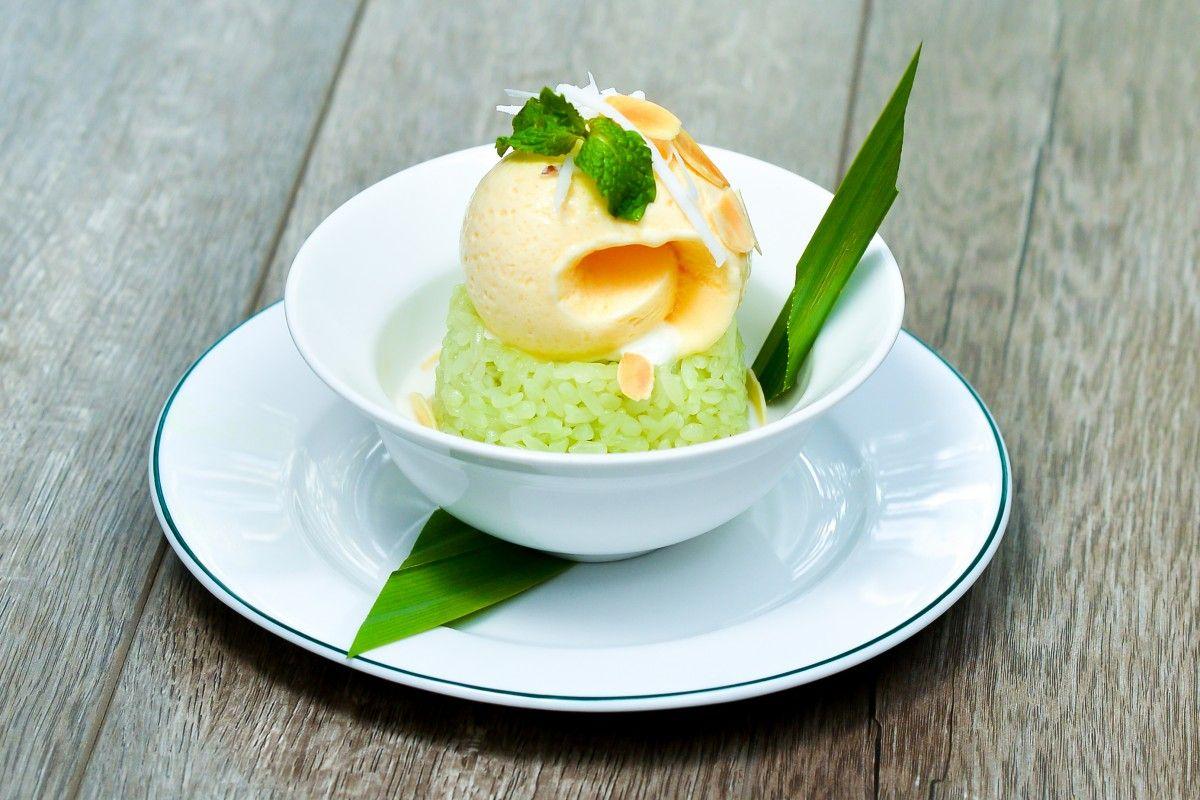 Kem xôi dừa