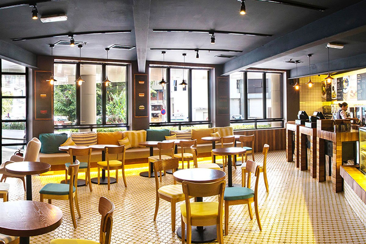 The Library Coffee Bar, Nu Sentral