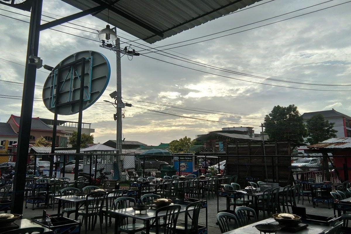 Nhà hàng Waterfront Mukata